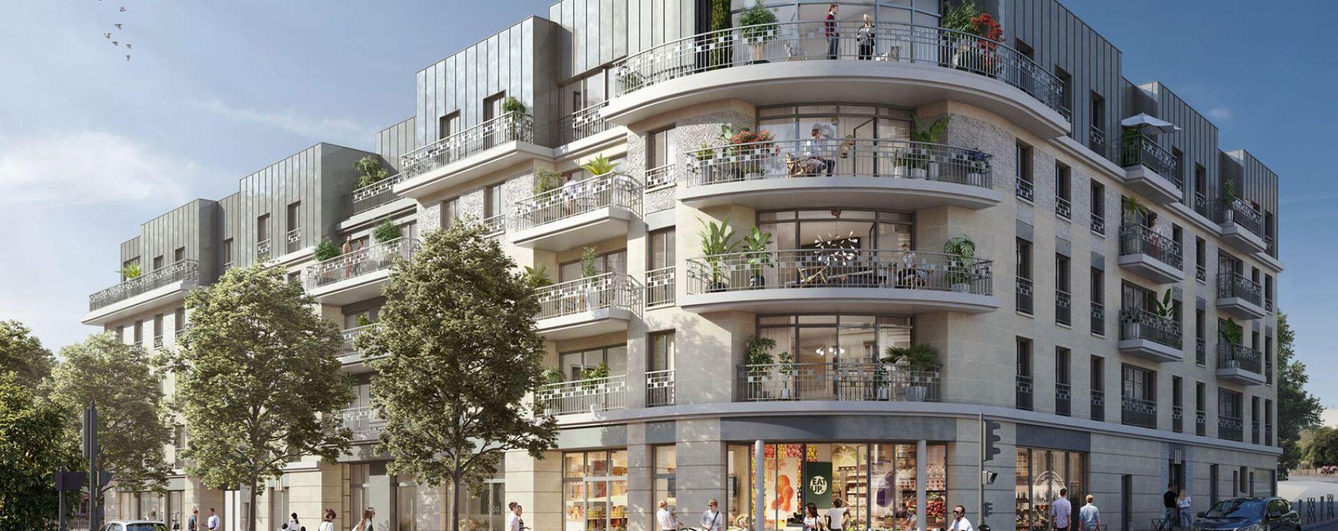 Châtenay-Malabry : programme immobilier neuve « L'Absolu »