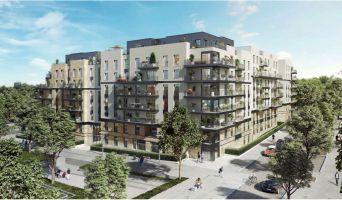Châtenay-Malabry programme immobilier neuf « Mimèsis