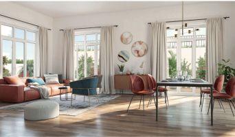 Châtenay-Malabry programme immobilier neuve « Mimèsis » en Loi Pinel  (4)