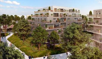 Résidence « Prisme » programme immobilier neuf en Loi Pinel à Châtenay-Malabry n°2