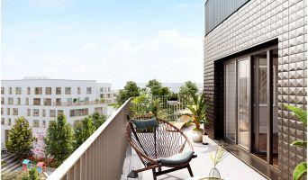 Résidence « Prisme » programme immobilier neuf en Loi Pinel à Châtenay-Malabry n°3