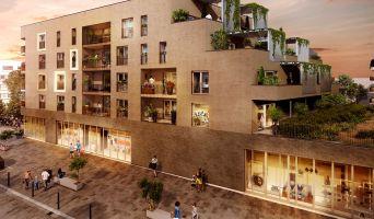 Photo du Résidence « Spot » programme immobilier neuf en Loi Pinel à Châtenay-Malabry