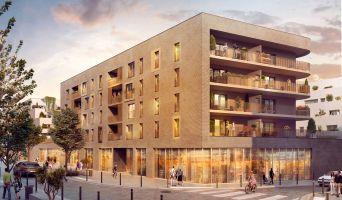 Résidence « Spot » programme immobilier neuf en Loi Pinel à Châtenay-Malabry n°2