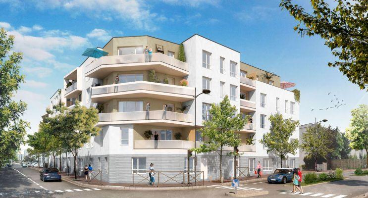 Photo du Résidence « Ubiq » programme immobilier neuf en Loi Pinel à Châtenay-Malabry
