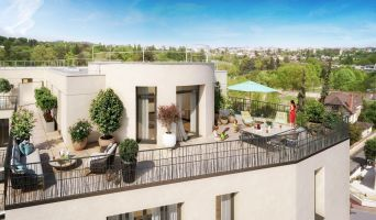 Châtenay-Malabry programme immobilier neuf « Villa Chateaubriand