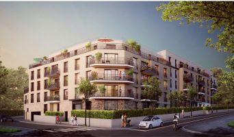 Châtenay-Malabry programme immobilier neuve « Programme immobilier n°219542 » en Loi Pinel  (2)
