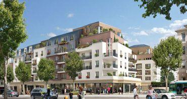 Châtillon programme immobilier neuf « Premières Loges »