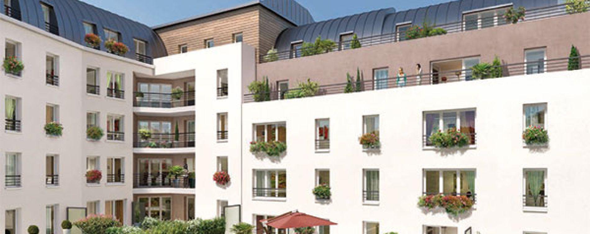 Châtillon : programme immobilier neuve « Premières Loges » (3)