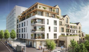 Chaville programme immobilier neuf « Equilibre » en Loi Pinel