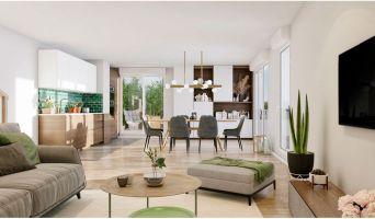 Chaville programme immobilier neuve « Urban & Sens »  (3)