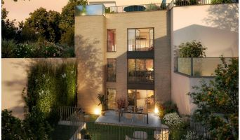 Chaville programme immobilier neuve « Urban & Sens »  (5)