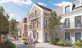 Résidence « Allée De Meudon » programme immobilier neuf en Loi Pinel à Clamart n°2