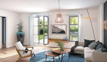 Résidence « Allée De Meudon » programme immobilier neuf en Loi Pinel à Clamart n°4