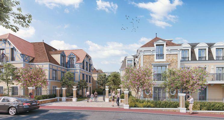 Résidence « Allée De Meudon » programme immobilier neuf en Loi Pinel à Clamart n°1