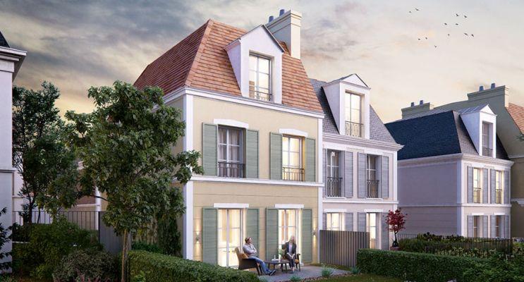 Résidence « Allée De Meudon » programme immobilier neuf en Loi Pinel à Clamart n°3
