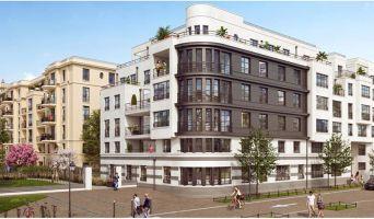 Clamart programme immobilier neuve « Carré d'Eden - Bât A » en Loi Pinel