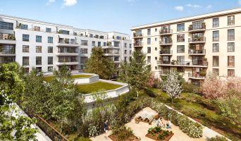 Clamart programme immobilier neuve « Carré d'Eden - Bât A » en Loi Pinel  (2)