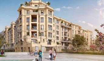 Clamart programme immobilier neuve « Carré d'Eden - Bât A » en Loi Pinel  (4)