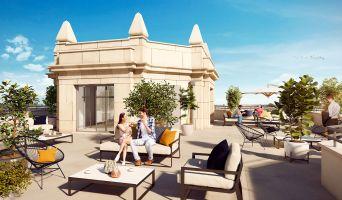 Clamart programme immobilier neuve « Carré d'Eden » en Loi Pinel  (2)