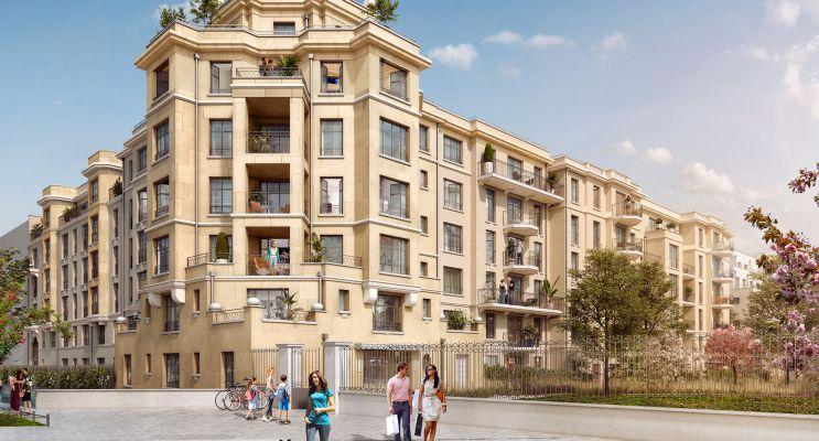 Photo du Résidence « Carré d'Eden » programme immobilier neuf en Loi Pinel à Clamart