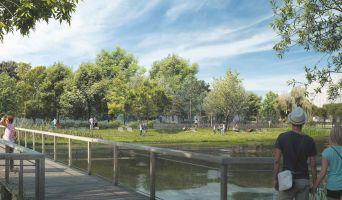 Résidence « Côté Lac » programme immobilier neuf en Loi Pinel à Clamart n°2