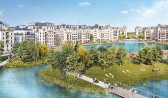 Résidence « Côté Lac » programme immobilier neuf en Loi Pinel à Clamart n°3