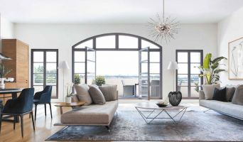 Résidence « Côté Lac » programme immobilier neuf en Loi Pinel à Clamart n°5