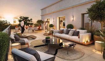 Clamart programme immobilier neuve « Esprit Art Déco » en Loi Pinel  (3)