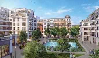 Clamart programme immobilier neuve « Esprit Art Déco » en Loi Pinel  (4)