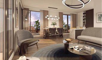 Clamart programme immobilier neuve « Esprit Art Déco » en Loi Pinel  (5)