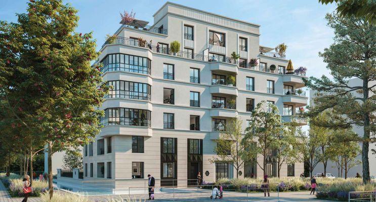 Clamart programme immobilier neuf « Esprit Art Déco