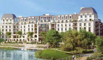 Résidence « Esprit Nature - Panorama » programme immobilier neuf en Loi Pinel à Clamart n°1