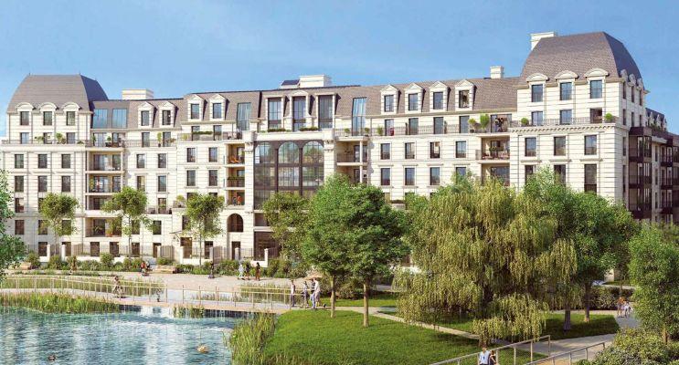 Photo du Résidence « Esprit Nature - Panorama » programme immobilier neuf en Loi Pinel à Clamart