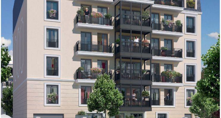Résidence « Héritage » programme immobilier neuf en Loi Pinel à Clamart n°1