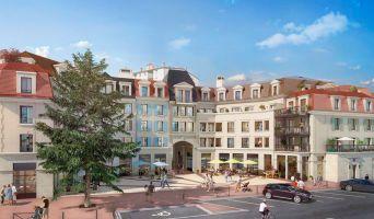 Clamart programme immobilier neuve « Jardins Mansart »