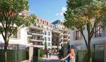 Clamart programme immobilier neuve « Jardins Mansart »  (2)