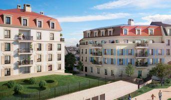 Clamart programme immobilier neuve « Jardins Mansart »  (3)