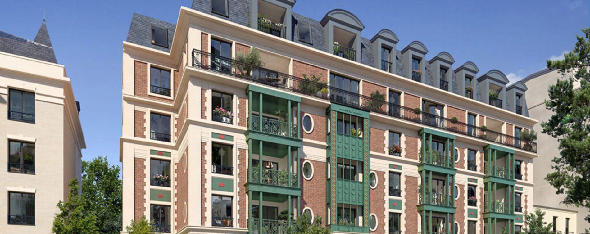 Clamart : programme immobilier neuve « Programme immobilier n°217814 » en Loi Pinel (2)