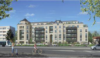 Résidence « Le Majorelle » programme immobilier neuf en Loi Pinel à Clamart n°2