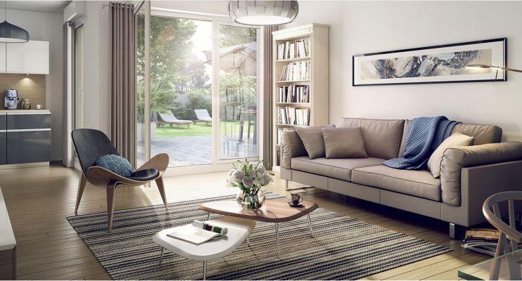 Résidence « Le Majorelle » programme immobilier neuf en Loi Pinel à Clamart n°3