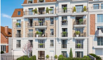 Photo n°3 du Résidence « L'Ecrin Du Bois » programme immobilier neuf en Loi Pinel à Clamart