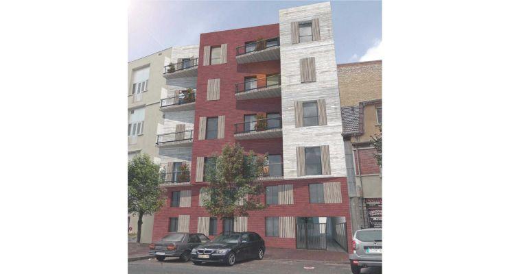 Photo du Résidence « L'Eden » programme immobilier neuf à Clamart