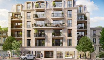 Résidence « Les Balcons De Clamart » programme immobilier neuf en Loi Pinel à Clamart n°1