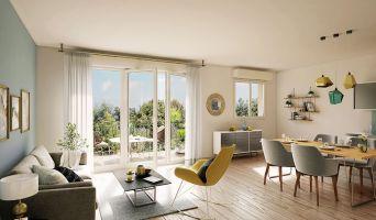 Photo n°3 du Résidence « Les Balcons De Clamart » programme immobilier neuf en Loi Pinel à Clamart