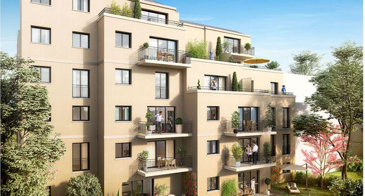 Photo n°2 du Résidence neuf « Les Balcons De Clamart »