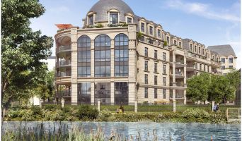 Résidence « Les Reflets Du Lac » programme immobilier neuf en Loi Pinel à Clamart n°1