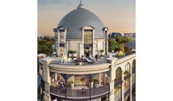 Résidence « Les Reflets Du Lac » programme immobilier neuf en Loi Pinel à Clamart n°3