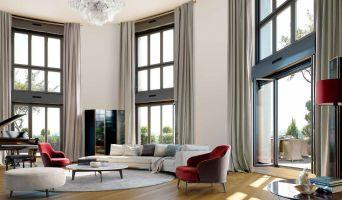 Résidence « Les Reflets Du Lac » programme immobilier neuf en Loi Pinel à Clamart n°5