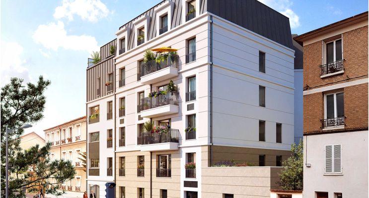Photo du Résidence « L'Intimiste » programme immobilier neuf à Clamart
