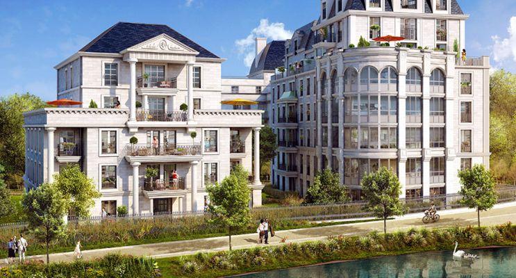 Résidence « #manifesto Iii » programme immobilier neuf en Loi Pinel à Clamart